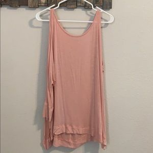Tops - Pink long sleeve